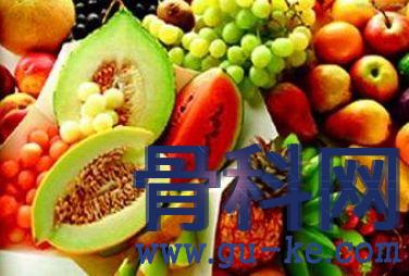 骨质增生吃水果好吗?