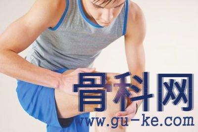 前交叉韧带损伤出现这些症状时,得尽快治疗