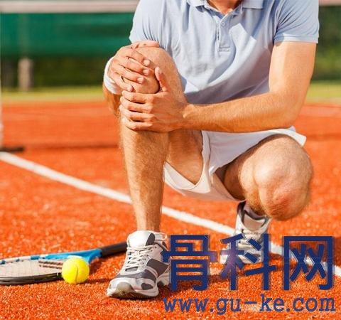 业余球友膝盖疼的7大病因,不要等严重了才开始重视!