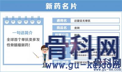 多发性骨髓瘤新药达雷妥尤单抗注射液,终于来中国啦!