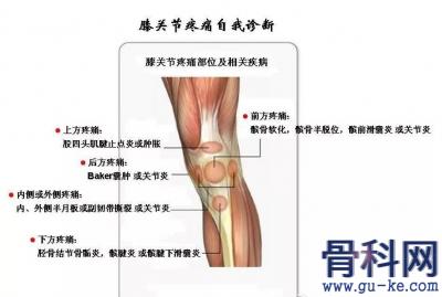 膝关节随着年龄的增长会出现什么情况?