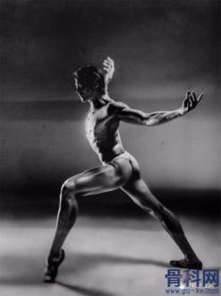 练舞时,哪些地方是易受伤高危区?
