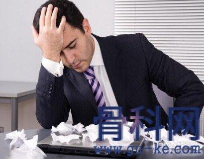 颈椎病为什么会引起头晕呢?